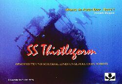 Wracks im Roten Meer (Bd. 1) - SS Thistlegorm