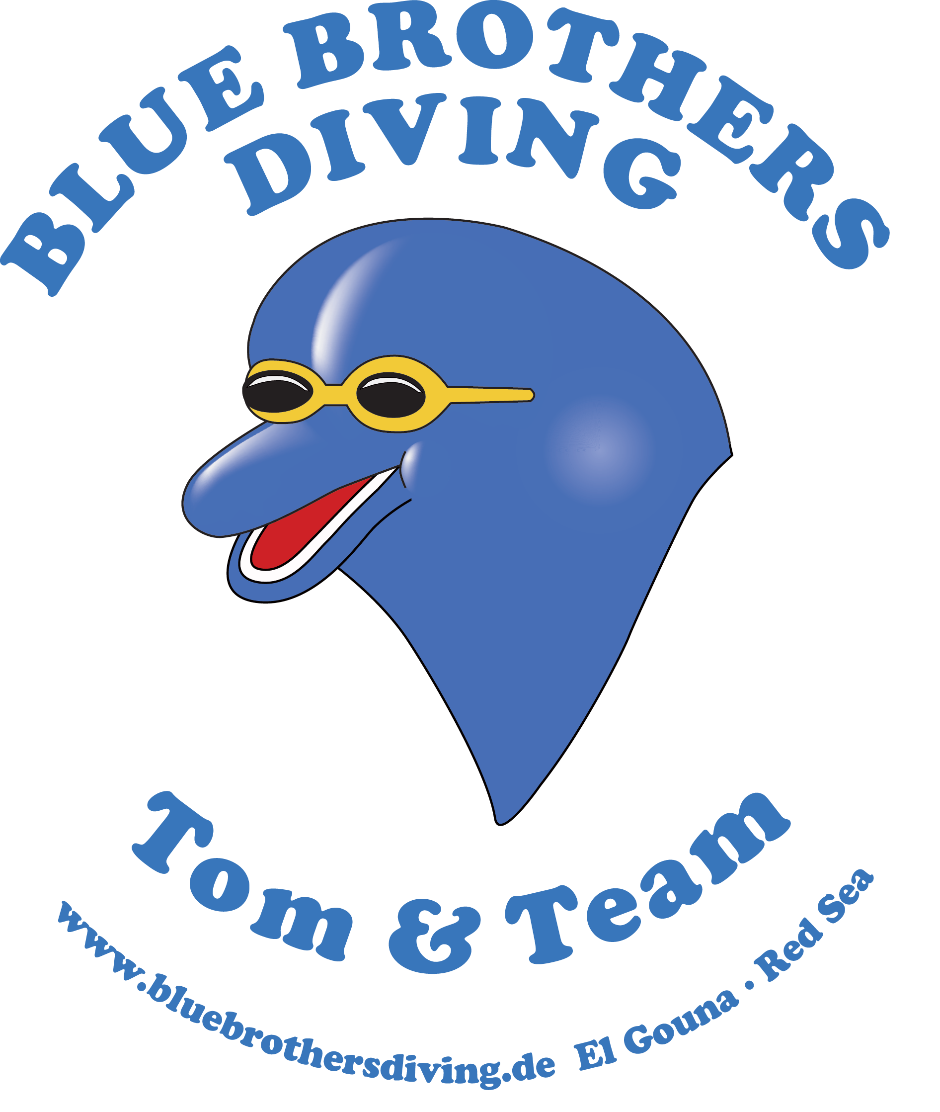 Blue Brothers Diving