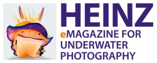 Heinz eMagazine for Underwater Photography
