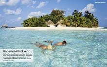 Robinson's Return, Maldives