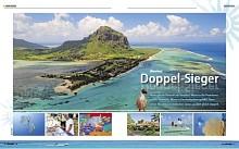 Mauritius - Doppel-Sieger