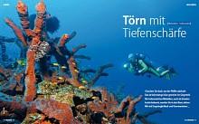 Molukken/Indonesia - Törn mit Tiefenschärfe