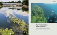 Germany - Dive Location Garden Pond