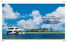 M/Y Sheena/Malediven - Atoll-Avantgardist