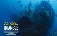 Jordan - The Golden Triangle